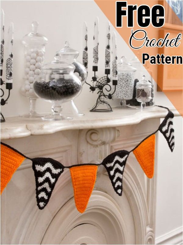 Halloween Decor Party Banner
