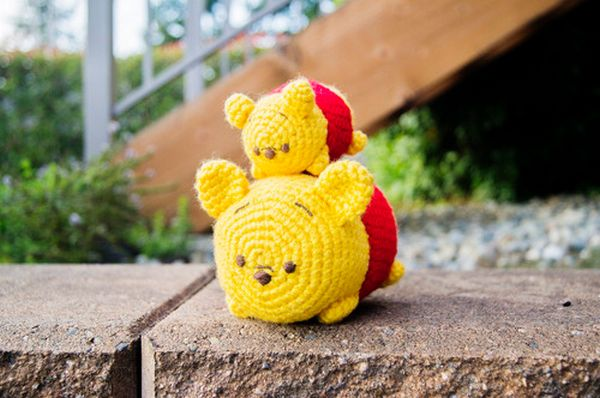 "Have ""Tsum"" More Tsum Tsums - Winnie the Pooh(s)"