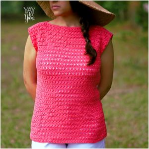 Perfect Crochet Summer Patterns