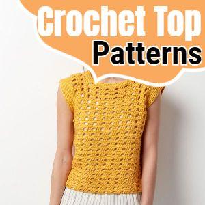 Quick Cute Crochet Top Patterns