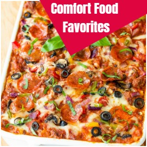 Top Comfort Food Favorites Recipes