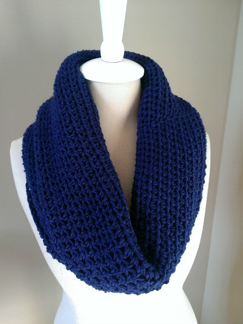 Crochet Super Large Hooded Cowl