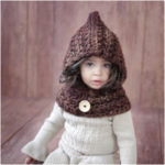 Free Crochet Hooded Cowl Patterns
