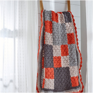 Colorful, Easy And Quick To Make Free Crochet Blanket Patterns