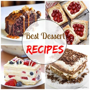 Best Dessert Recipes