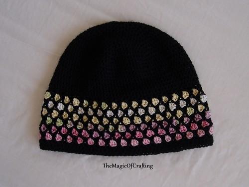 Crochet Hat Arianna