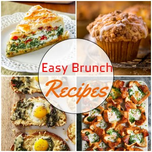 Easy Brunch Recipes