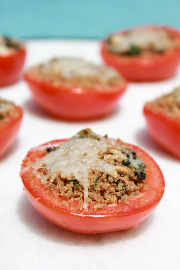 Stuffed Tomatoes A Classic Easy Side Dish Recipe