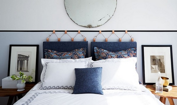 This Gorgeous DIY Headboard Couldn't Be Easier