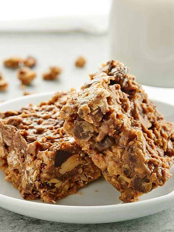 Vegan Granola Bars Recipe