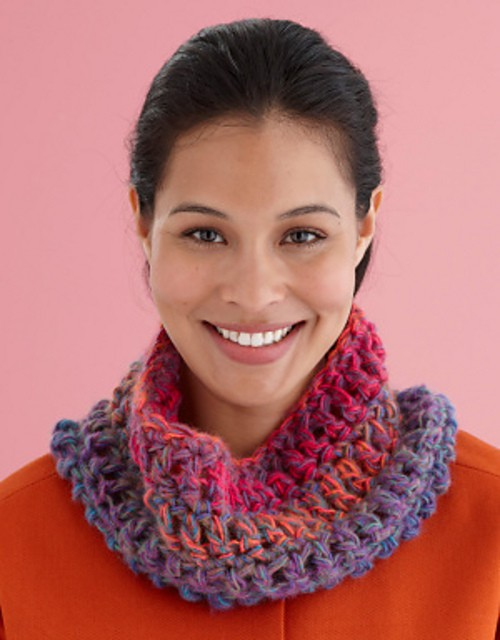 Crochet 45 Minute Cowl