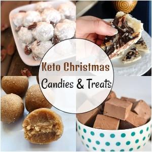 Keto Christmas Candies & Treats