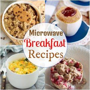 Microwave Breakfast Recipes