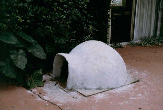 DIY 1,000 Year Doghouse