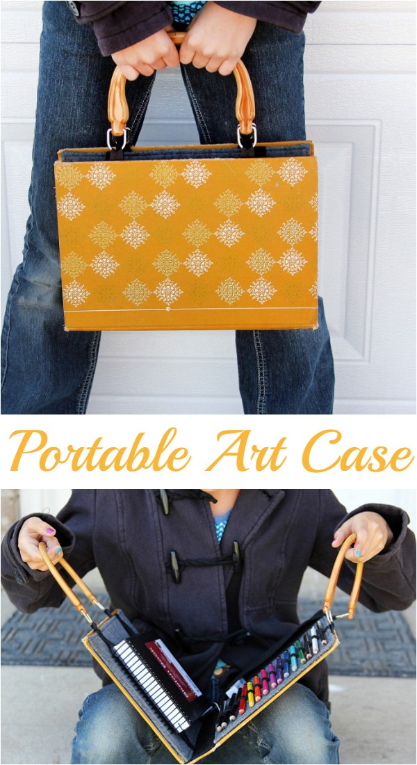 Portable Art Case