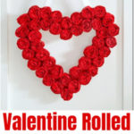 DIY Valentine's Day Mesh Wreath Ideas And Projects