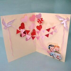 Make A Pop-up DIY Valentine's Card