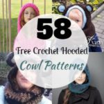 58 Free Crochet Hooded Cowl Patterns