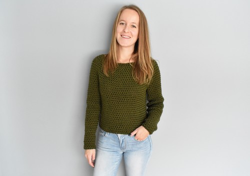 Crochet Clara Sweater