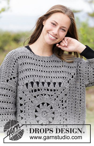 Magic Square Free Crochet Pattern
