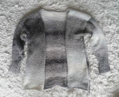long-Sleeved pattern