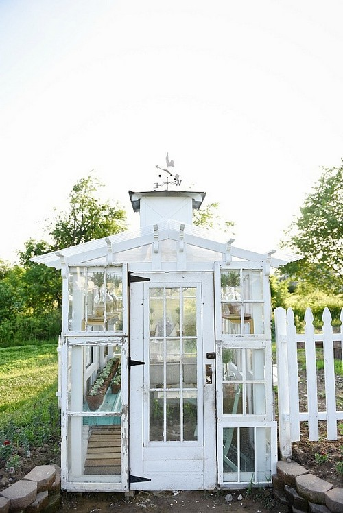 Diy Window Greenhouse - Build Your Own Shed