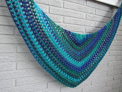 The Witching Hour Crochet Shawl Pattern