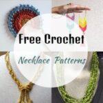 Free Crochet Necklace Patterns - Easy Crochet Patterns