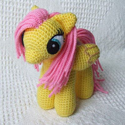 Crochet Pony Free Unicorn Pattern