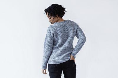 Rochester Sweater Pattern For Beginner
