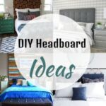 87 Creative DIY Headboard Ideas to Try for Yourself