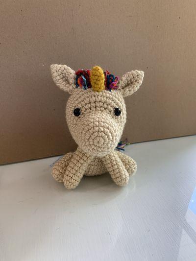 Festiva The Unicorn Crochet Pattern
