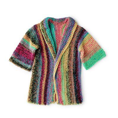 Free Crochet Cardigan Pattern That Easy To Wear