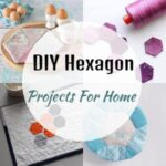 20 DIY Hexagon Projects For The Home