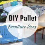 40 Creative DIY Pallet Furniture Ideas