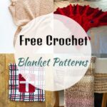 115+ Best Free Crochet Blanket Patterns For 2021