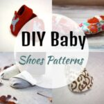 38+ Best DIY Baby Shoes Patterns In 2021