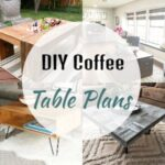 80 Best DIY Coffee Table Plans For 2021