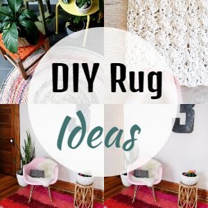 20 Best Diy Rug Ideas To Beautify Your 2021 Diy Crafts