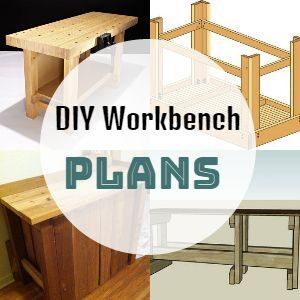 27 Free DIY Workbench Plans