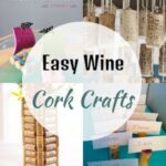 30 Fun And Easy Wine Cork Crafts