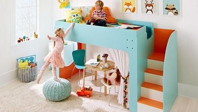 DIY Junior Loft Bed