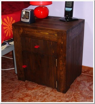 DIY Nightstand Plan