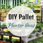 26 DIY Pallet Planter Ideas
