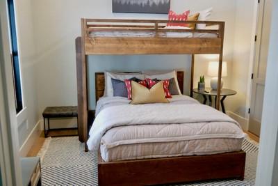 DIY Twin Loft Bed