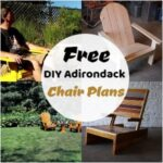 Free DIY Adirondack Chair Plans