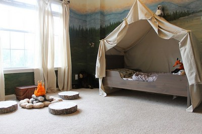How To Camping Tent Bed