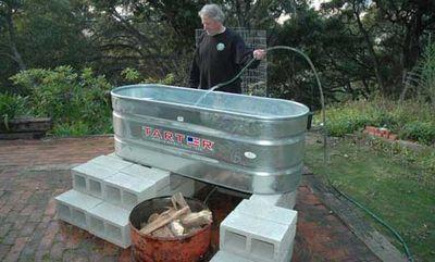 Solar Tub