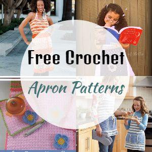 Crochet Apron Patterns