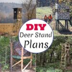 8 Inexpensive Free DIY Deer Stand Plans